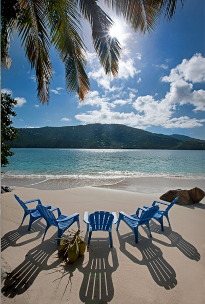 Luxury Beach Vacations - USVI Private Beach Vacation Resorts